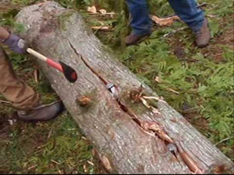 how to split cedar logs for rails or posts tutorial
