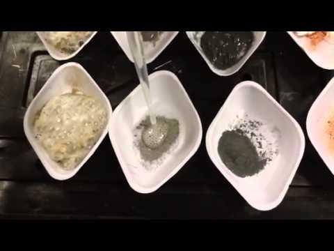 Reaction of Metals and Acids