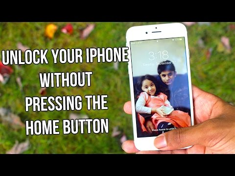 How to Unlock Your iPhone Without Pressing the Home Button (No Jailbreak)