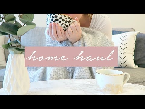 H&M Home Haul