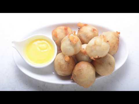 NUTS BONDA / NUTS போண்டா /  EVENING SNACK  - TAMIL