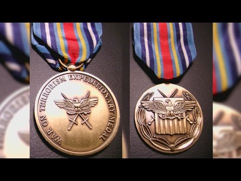 Service Stars Authorized for Global War on Terrorism Expeditionary Medals (HL 11)