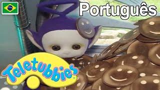 ☆ Teletubbies em Português Brasil ☆ Temporada 1, Episódio 18 ☆
