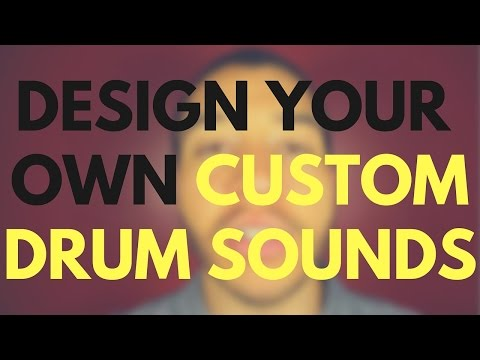 Maschine Drum Kits | Layering And Re-Sampling Drums to Make Custom Maschine Drum Kits