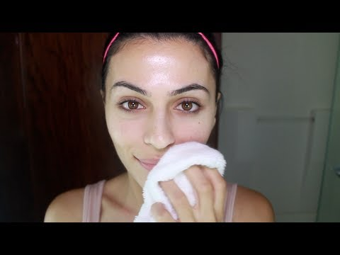 How I Remove My Makeup + Skincare Routine    Get Ready With Me Makeup Tutorial   Teni Panosian