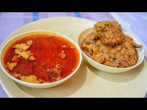 कोल्हापुरी तांबडा रस्सा आणि सुकं मटण | Kolhapuri Tambada Rassa and Suke Mutton