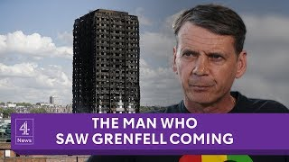 The man who predicted the Grenfell Tower fire: first in-depth interview