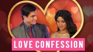 Mohsin Khan's LOVE CONFESSION For Shivangi Joshi In Public | Yeh Rishta Kya Kehlata Hai