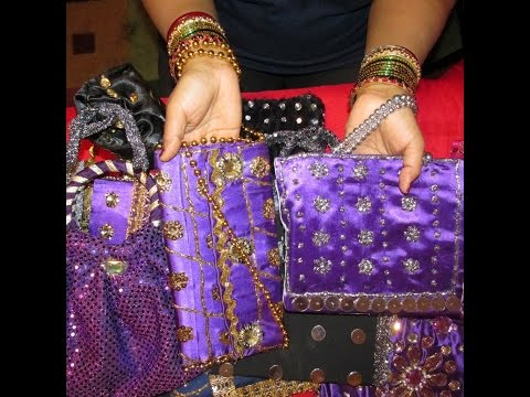 DIY ALL DESIGNER PURSES / HANDBAGS / CLUTCHES MADE BY HOME GARDEN AND FASHION!