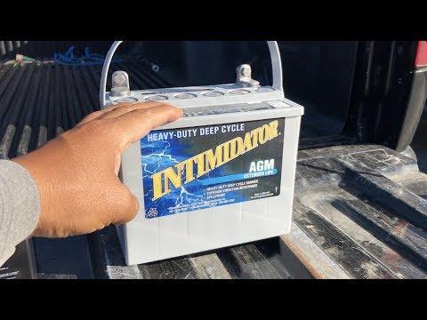 Subscriber Request, Kayak Fishing Batteries