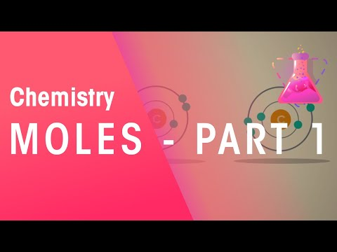 How To Use Moles - Part 1 | Chemistry for All | FuseSchool