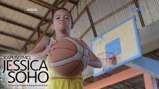 Kapuso Mo, Jessica Soho: Kilalanin ang munting Stephen Curry ng Bulacan