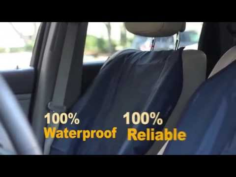CleanRide Car Seat Cover