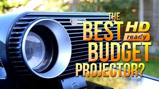 THE BEST BUDGET PROJECTOR EVER? VIVIBRIGHT GP100 REVIEW AND UNBOXING