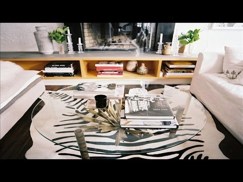 Glass Coffee Table Decorating Ideas That You Shouldn't Miss