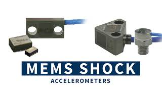MEMS Accelerometers for PyroShock Applications