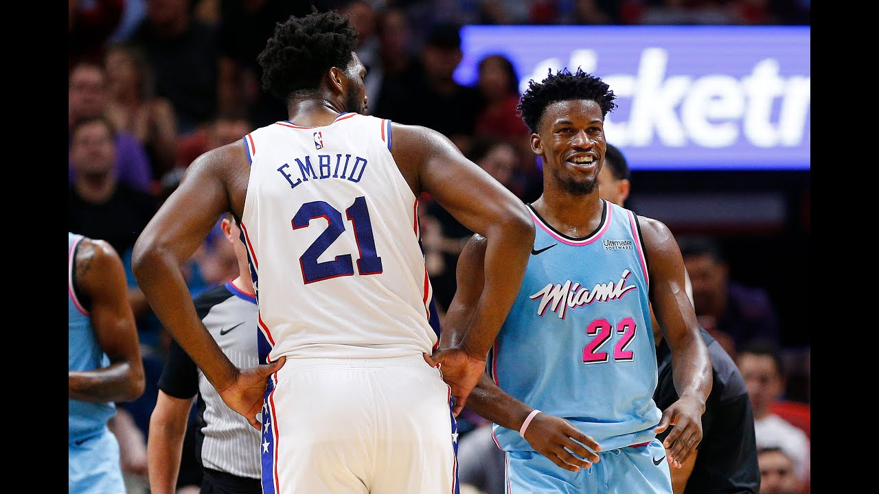 Sixers vs. Heat Wild End Of Regulation Sequence