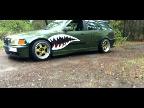 BMW E36 Low Budget Drift Daily