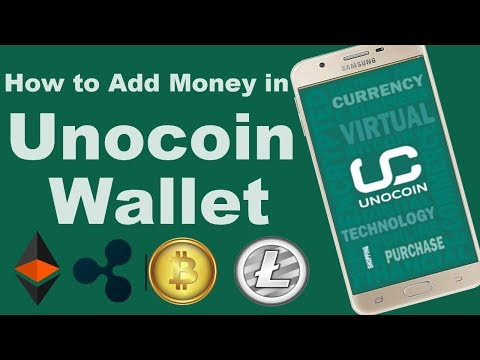 How to Deposit Money in Unocoin Wallet Using Paytm App