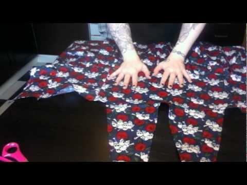 How to sew a classic rockabilly dress