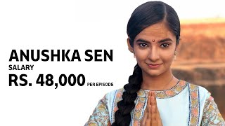 Under 20 TV Stars And Their Per Day Salaries