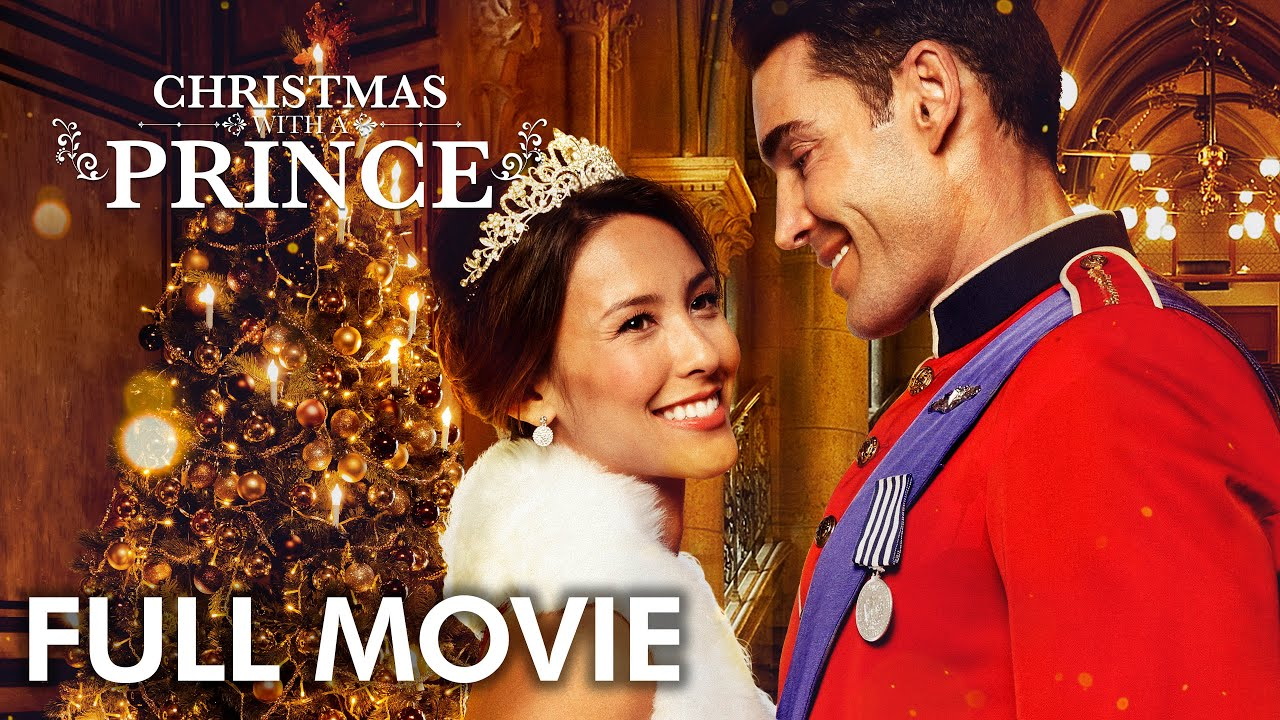 Christmas With A Prince (2018) | Full Movie | Kaitlyn Leeb | Nick Hounslow | Josh Dean