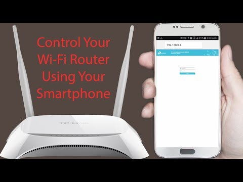 How to Setup TP-Link Router by Mobile || Control Your Wi-Fi Router Using Your Smartphone (Static IP)