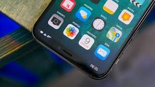 បើកប្រអប់និង Review បង្ហាញពី Apple iPhone X (John Sey)