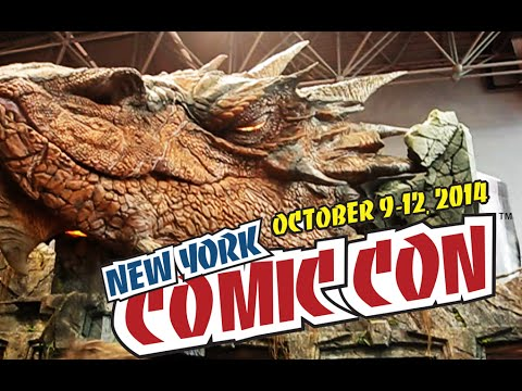 NYC Comic Con 2014 [Day 1]