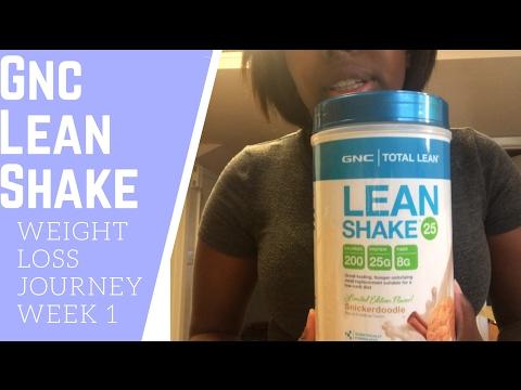 GNC Lean Shake | Does It Work?
