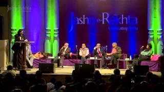 Waseem Barelvi I Jashn-e-Rekhta 2015 I Mushaira