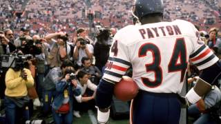 Walter Payton Honored In Emotional Espn Events Tribute