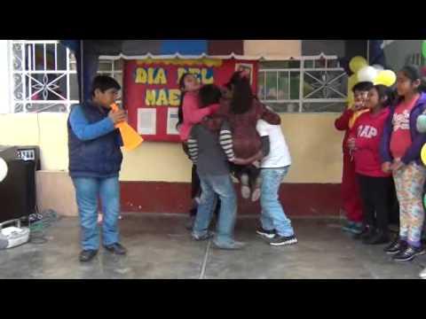 Teacher's day in Peru