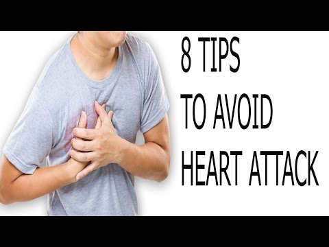 How To Avoid Heart Attack And Stroke Naturally 8 Simple Tips