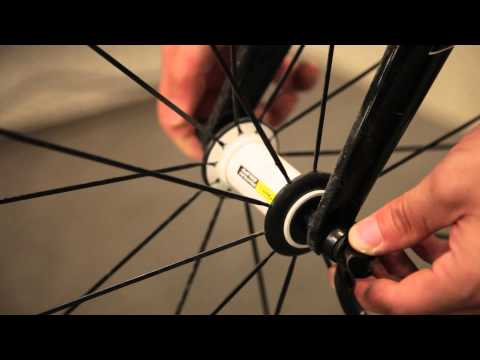 SRC: How To Remove Your Front Wheel On Your Bicycle