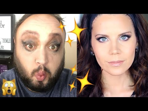 I Tried Following a Tati Westbrook Makeup Tutorial