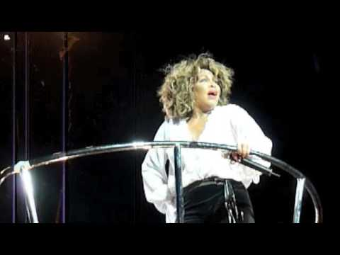 Tina Turner - Nutbush (one more time!) live at the London O2 Arena 4 March 2009