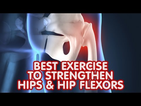 The BEST Exercise to Strengthen Hips & Hip Flexors