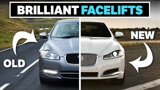 6 Times Facelifts Worked Brilliantly