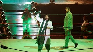 Great Introduction of Baadshah Pehalwan | Proud of Pakistan in WWE PWE | Lahore Karachi Islamabad
