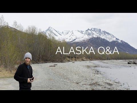 Alaska Trip 2018 - Q&A