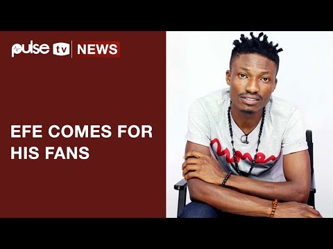 Efe, Big Brother Naija 2017 Winner, Responds To Fans Who Regret Voting For Him   Pulse Tv