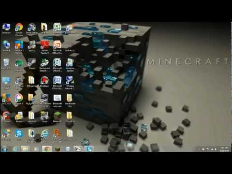 Minecraft: How to install mods with Modloader (1.5.2, Windows 7)