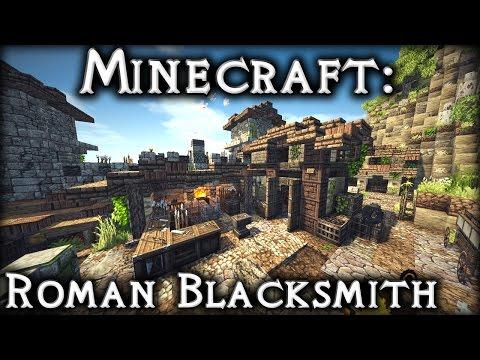 Minecraft: Roman Blacksmith Tutorial