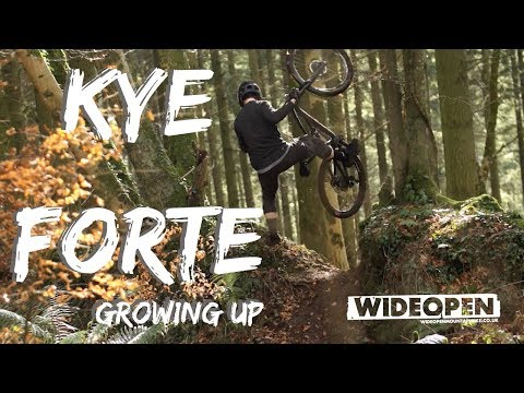 Growing up with Kye Forte