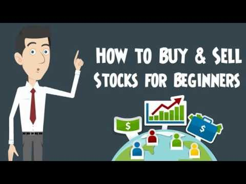 Buy and Sell Stocks for Beginners - A Market MasterClass Video