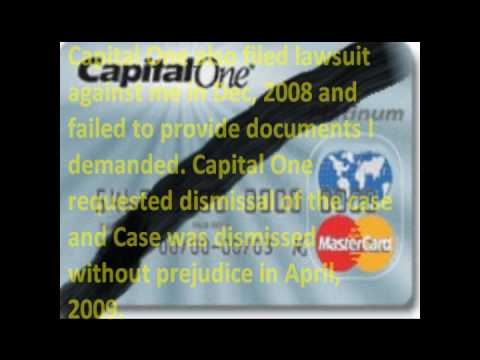 Capital One illegally reporting my Credit Card account to credit bureaus