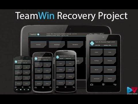 Install TWRP/ CWM ON MTK SMARTPHONES