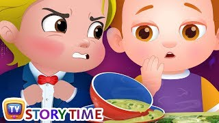 Cussly's Birthday Party - ChuChuTV Storytime Good Habits Bedtime Stories for Kids