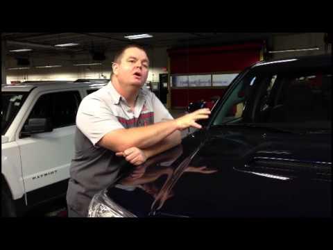 Rick Kearney: What Streaking Windshield Wipers Mean